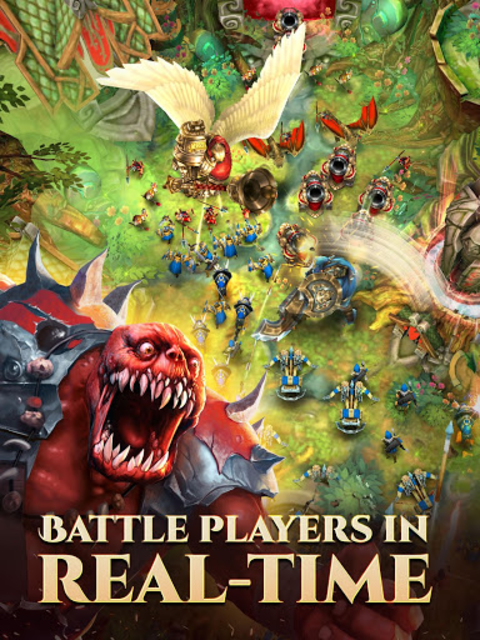 SIEGE: TITAN WARS screenshot 6
