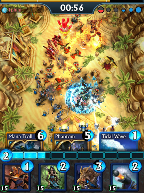 SIEGE: TITAN WARS screenshot 13
