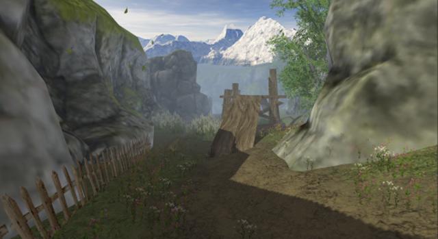 MTB 22 Downhill Bike Simulator screenshot 4