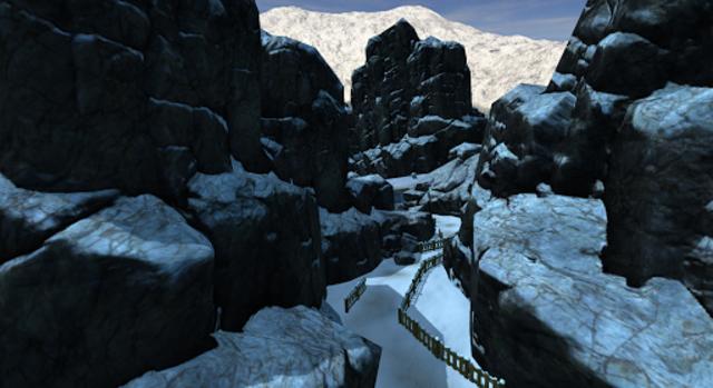 MTB 22 Downhill Bike Simulator screenshot 5