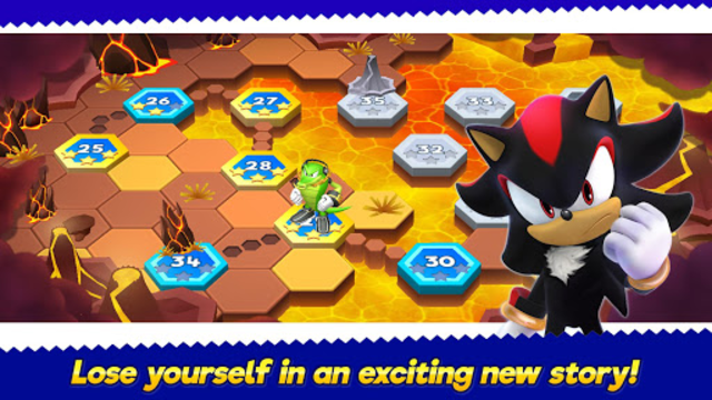 Sonic Runners Adventure - Fast Action Platformer screenshot 4