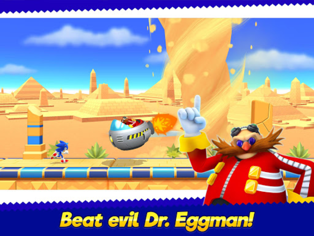 Sonic Runners Adventure - Fast Action Platformer screenshot 9