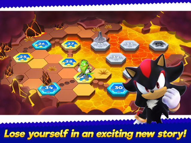 Sonic Runners Adventure - Fast Action Platformer screenshot 10