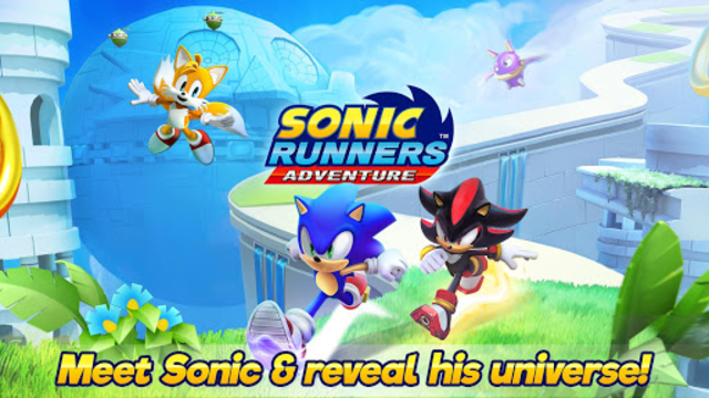 Sonic Runners Adventure - Fast Action Platformer screenshot 5