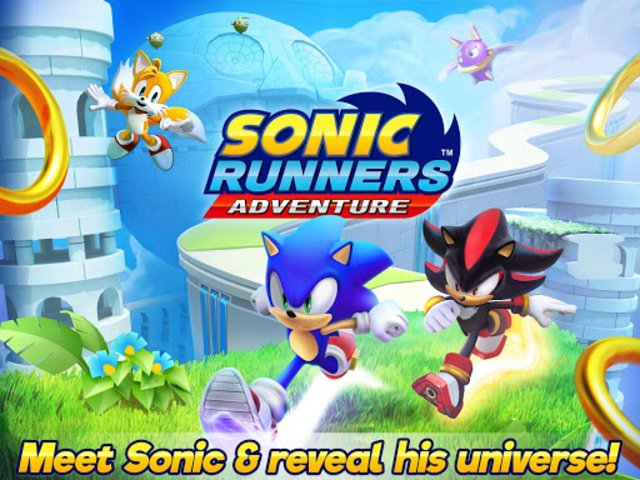 Sonic Runners Adventure - Fast Action Platformer screenshot 11