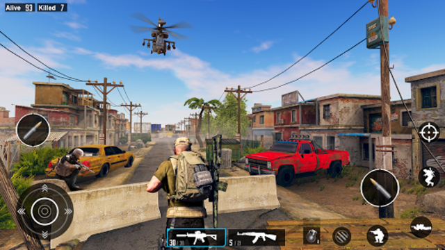 Real Commando Mission - Free Shooting Games 2020 screenshot 13