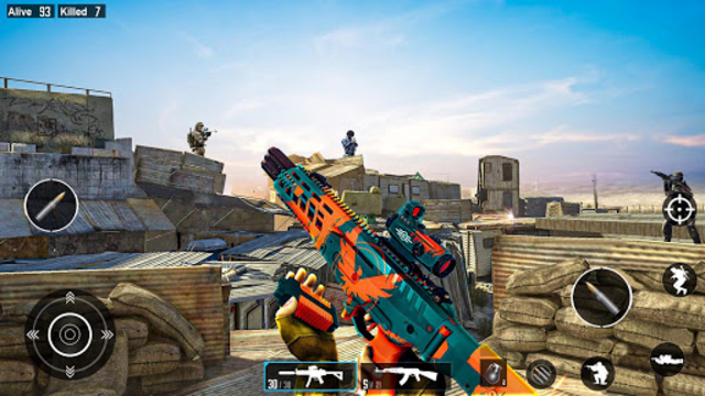Real Commando Mission - Free Shooting Games 2020 screenshot 14