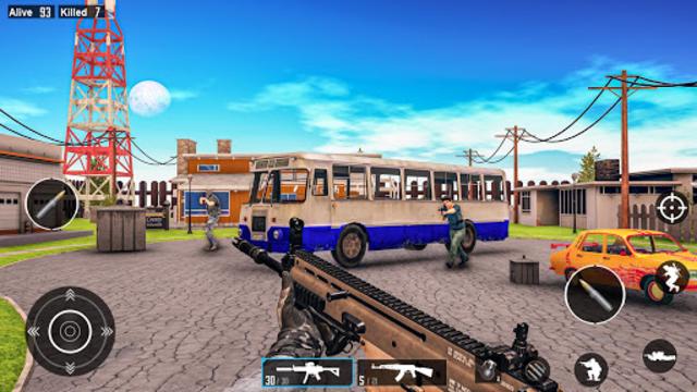 Real Commando Mission - Free Shooting Games 2020 screenshot 15