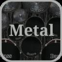 Icon for Drum kit metal