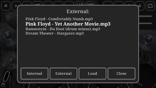 Drum kit metal screenshot 4