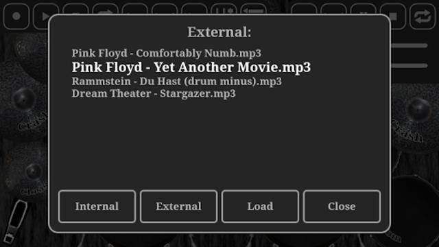 Drum kit metal screenshot 10