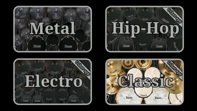 Drum kit metal screenshot 12