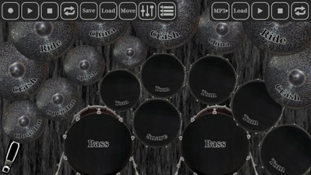 Drum kit metal screenshot 2