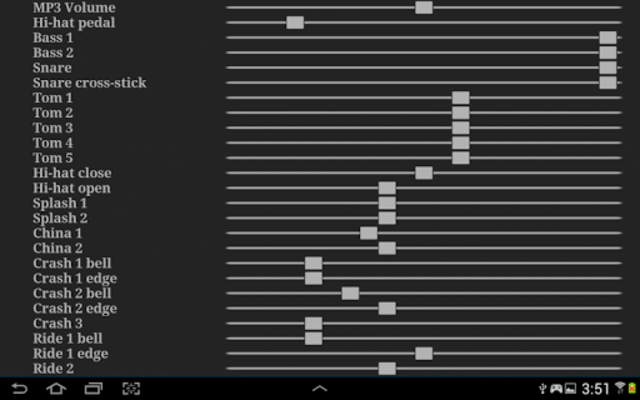 Drum kit metal screenshot 11