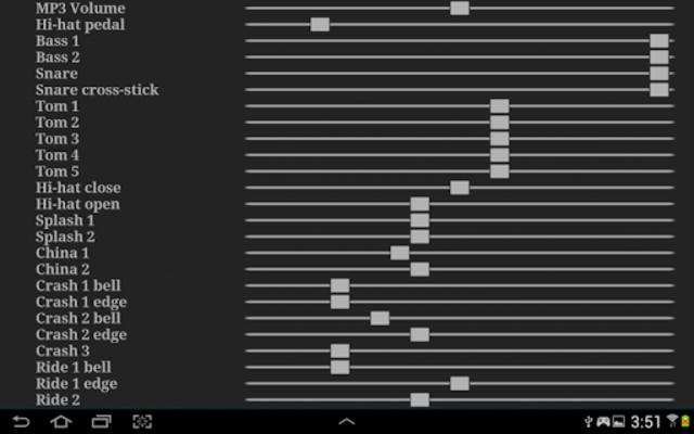 Drum kit metal screenshot 17