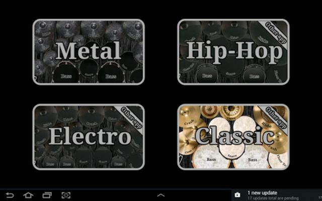 Drum kit metal screenshot 18