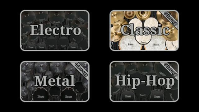 Electronic drum kit screenshot 5