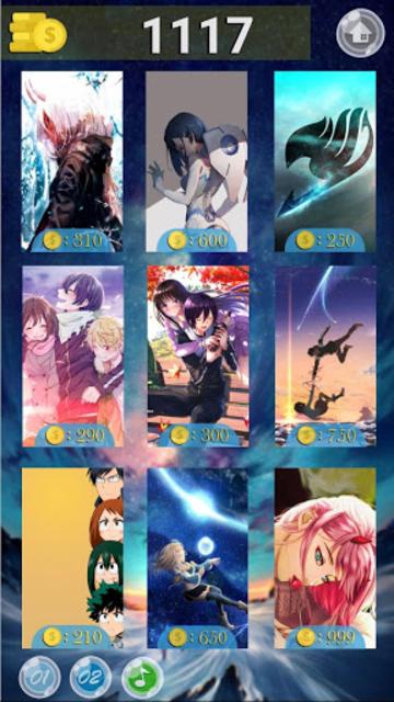 Anime Tiles screenshot 24