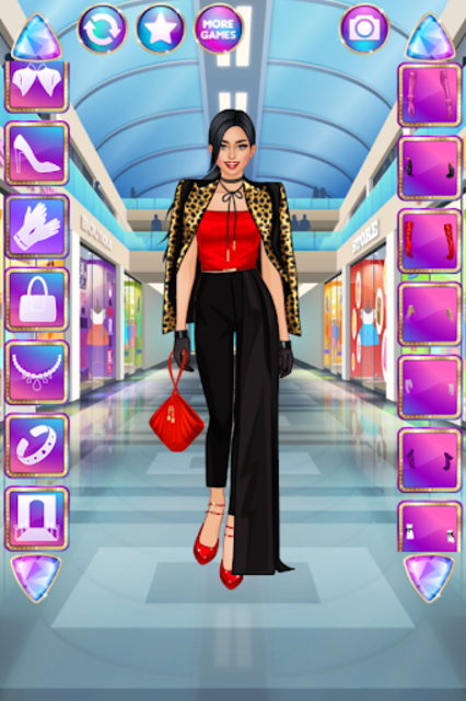 Fashion Diva Dress Up - Fashionista World screenshot 6