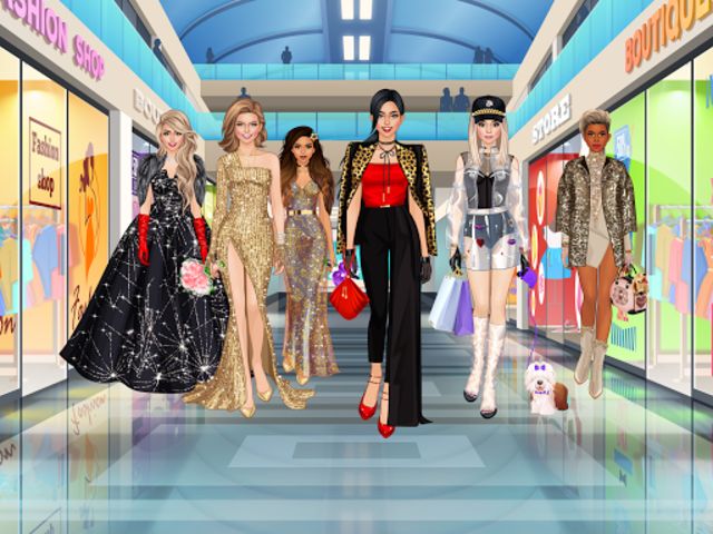 Fashion Diva Dress Up - Fashionista World screenshot 8