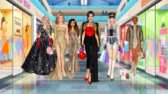 Fashion Diva Dress Up - Fashionista World screenshot 15