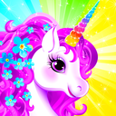 Icon for Unicorn Dress Up - Girls Games