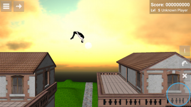 Backflip Madness - Extreme sports flip game screenshot 1