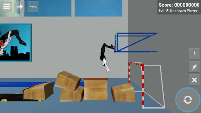 Backflip Madness - Extreme sports flip game screenshot 3