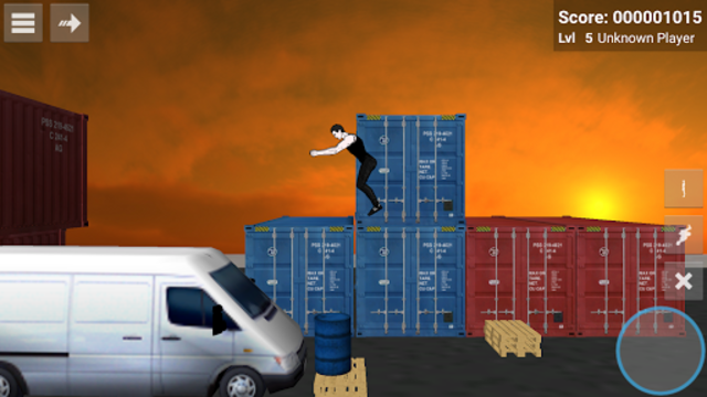 Backflip Madness - Extreme sports flip game screenshot 4