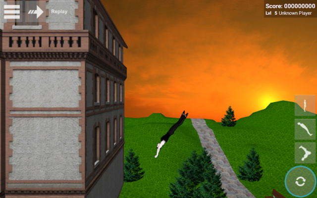 Backflip Madness - Extreme sports flip game screenshot 22