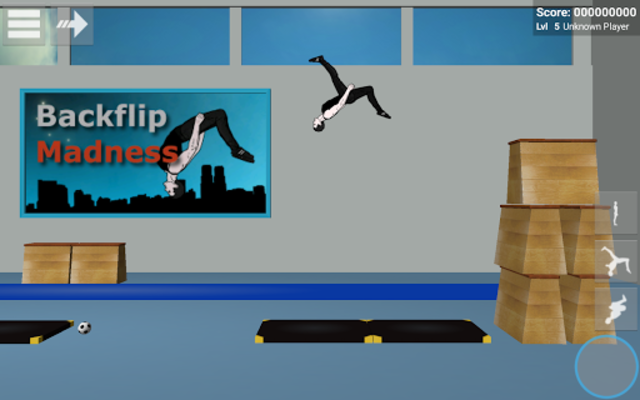 Backflip Madness - Extreme sports flip game screenshot 23