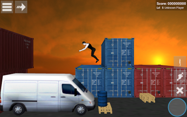 Backflip Madness - Extreme sports flip game screenshot 10