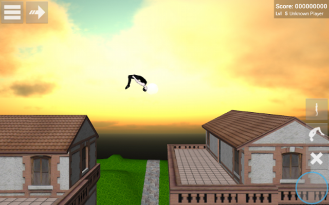 Backflip Madness - Extreme sports flip game screenshot 11