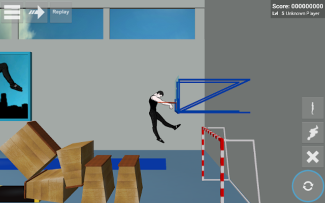 Backflip Madness - Extreme sports flip game screenshot 14