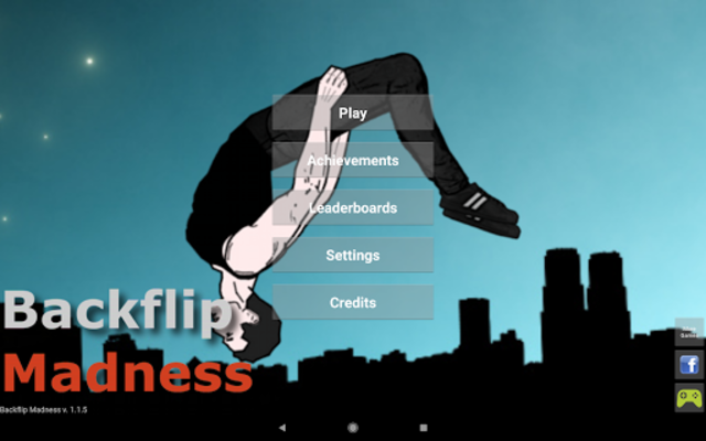 Backflip Madness - Extreme sports flip game screenshot 16