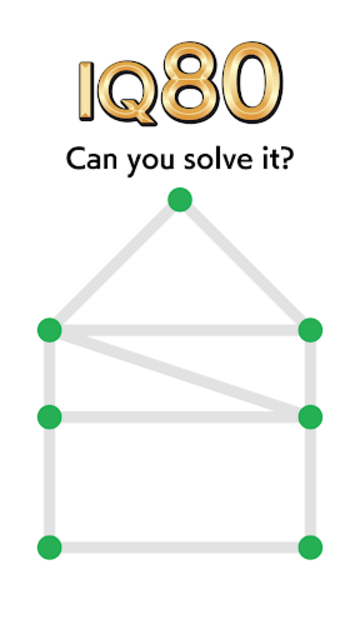 1LINE - one-stroke puzzle game screenshot 2