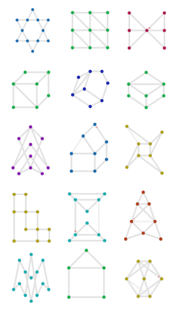 1LINE - one-stroke puzzle game screenshot 4