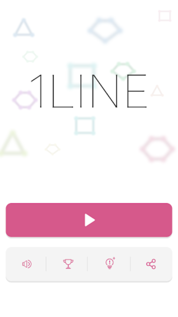 1LINE - one-stroke puzzle game screenshot 5
