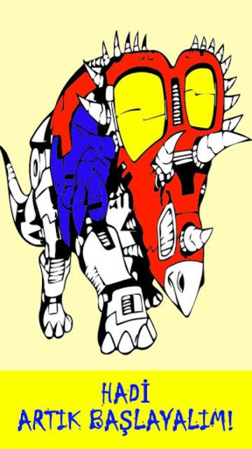 About Dinozor Mak Boyama Oyunu Google Play Version Dinozor
