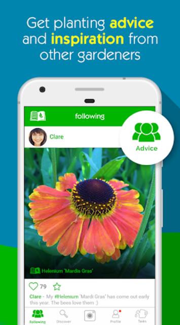 Garden Tags - Plants & gardens screenshot 1