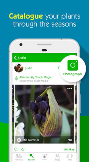Garden Tags - Plants & gardens screenshot 3
