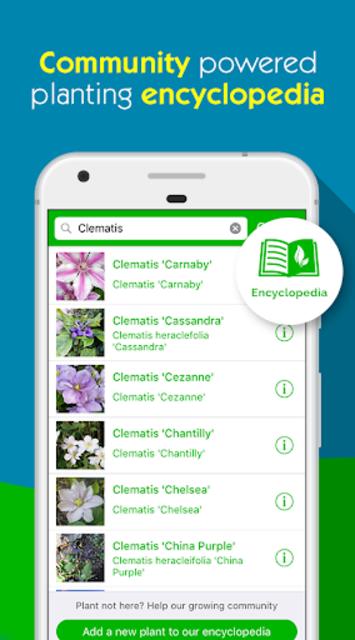 Garden Tags - Plants & gardens screenshot 4