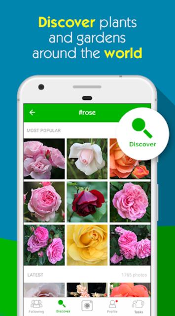Garden Tags - Plants & gardens screenshot 5
