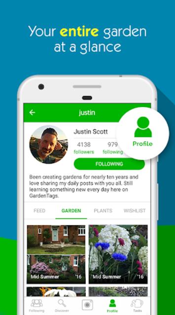 Garden Tags - Plants & gardens screenshot 6