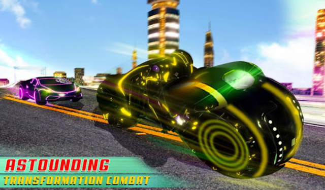 Mega Ramp Light Bike Stunts: New Bike Racing Games screenshot 21