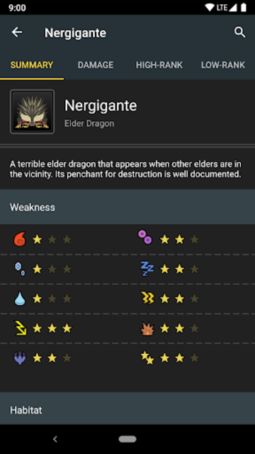 About: MHWorld Database (Google Play version) | MHWorld