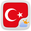 Icon for Turkish Language GOWeatherEX