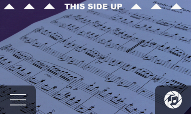 iSeeNotes - sheet music OCR! screenshot 1