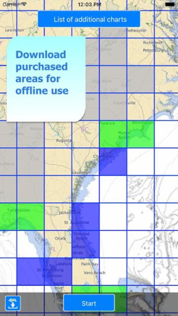 Aqua Map Lakes - Fishing Chart screenshot 6