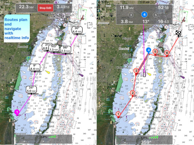 Aqua Map Lakes - Fishing Chart screenshot 12